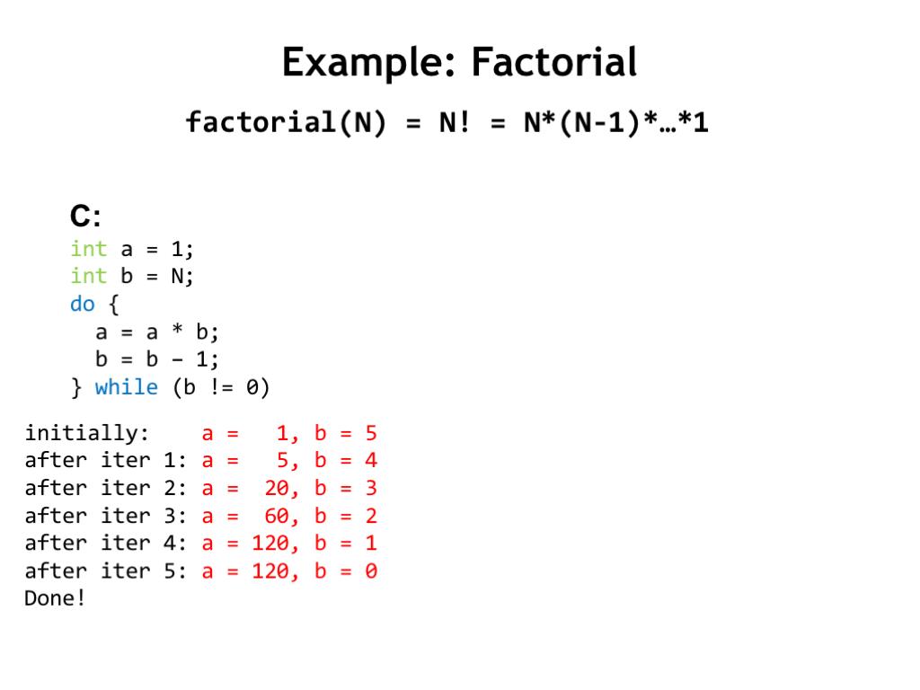 L09 Instruction Set Architectures