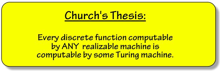 techniques of turing machine